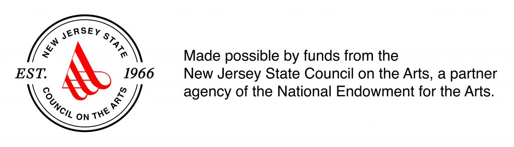 NJ State Arts Council logo